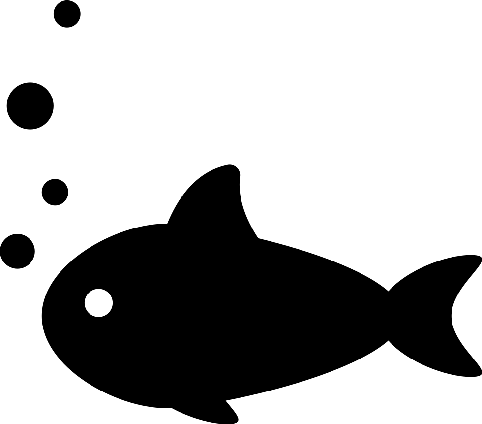 Fish With Four Bubbles