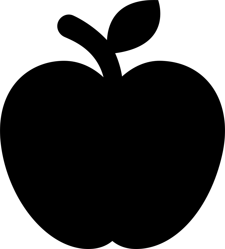 Apple Fruit Svg Png Icon Free Download (#59047