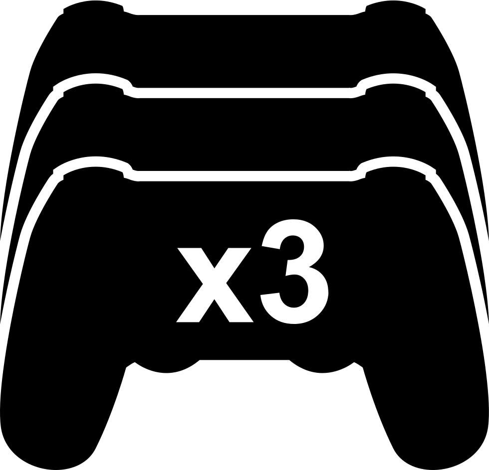 Three Ps Controls For Games