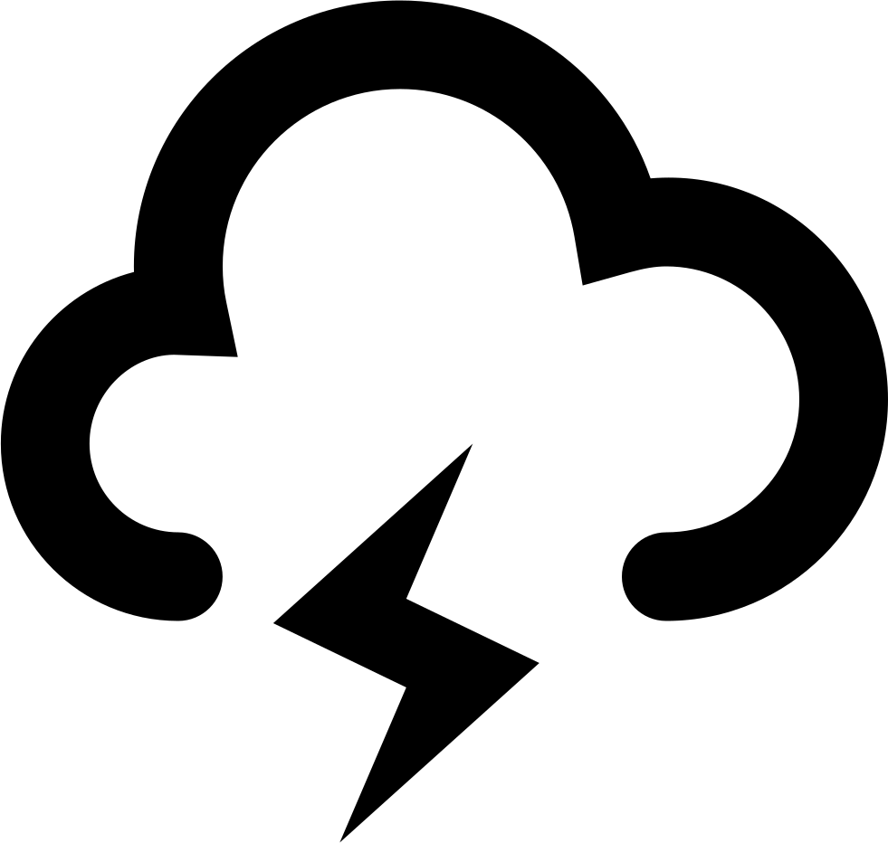 Weather Stormy Svg Png Icon Free Download (#6000 ...