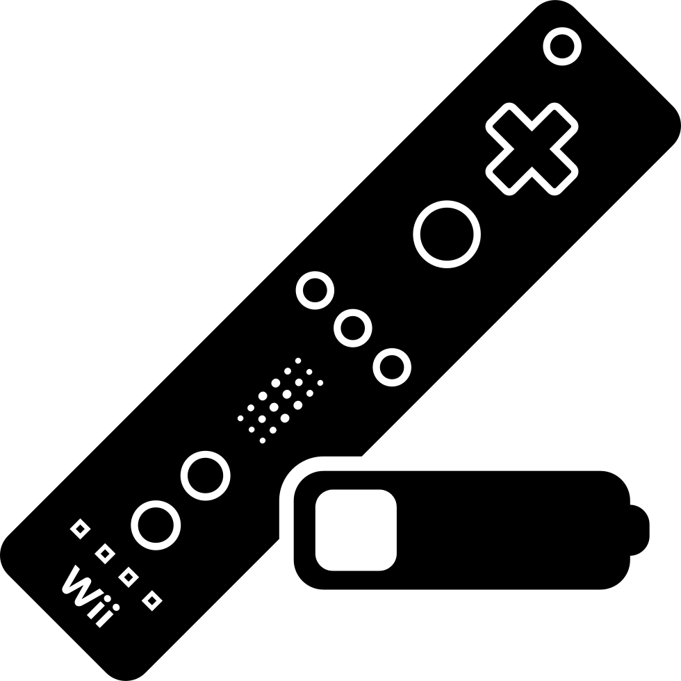 Wii Game Control With Low Battery Status