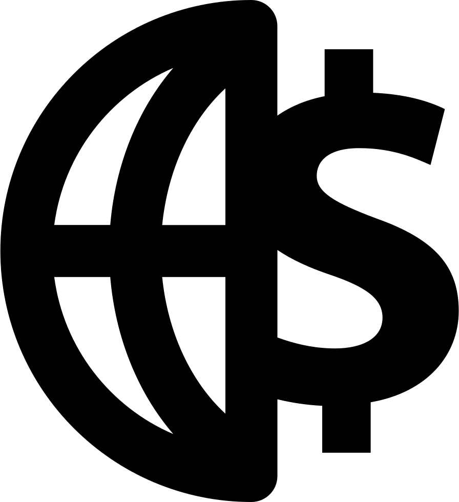 Cash Buy Online Interface Symbol
