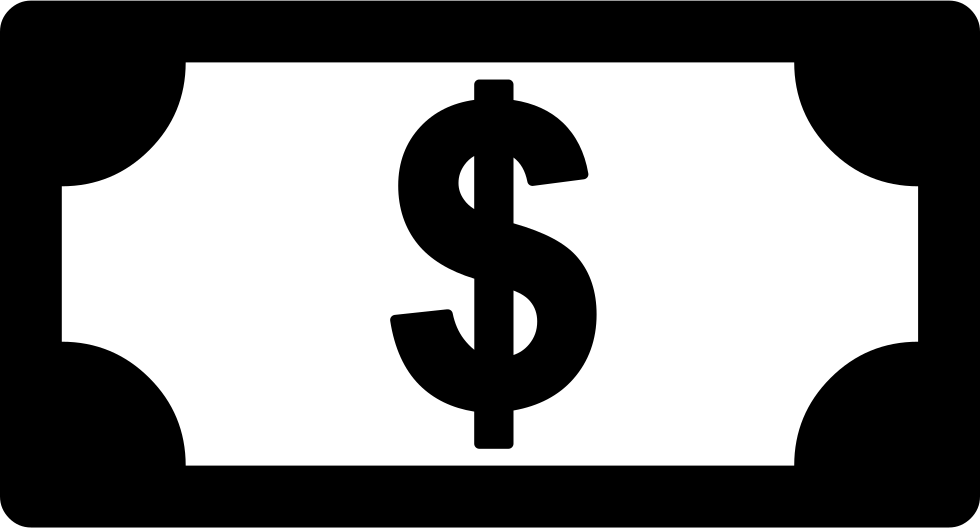 Dollar Bill Svg Png Icon Free Download (#62136 ...