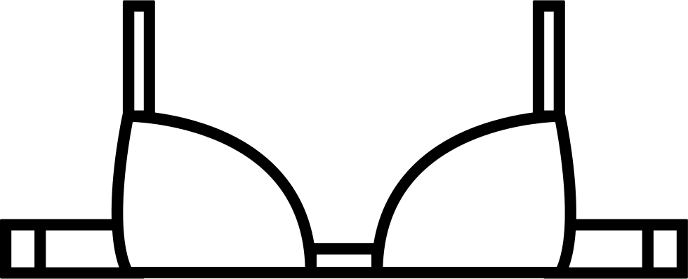 Brassiere Outline