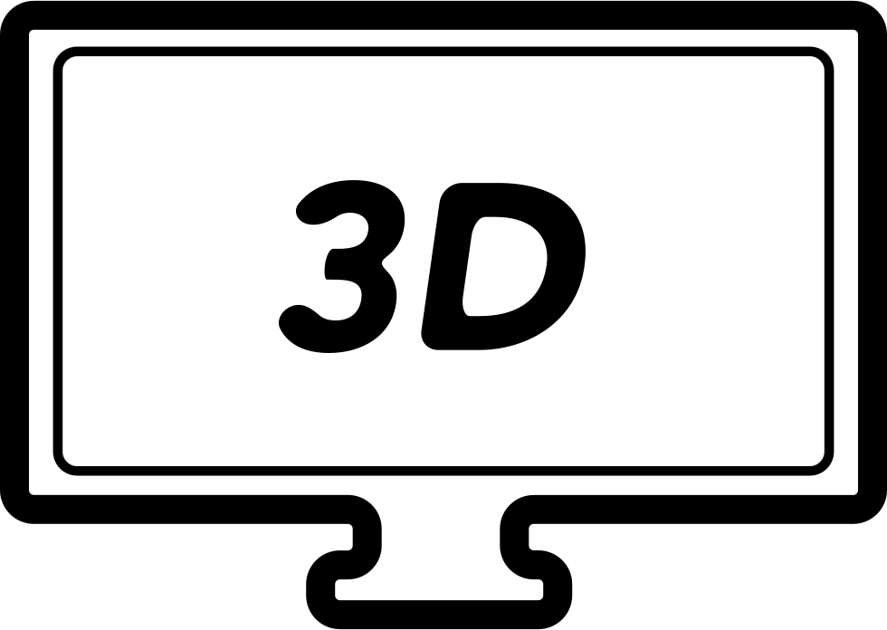 3 Dimension Screen