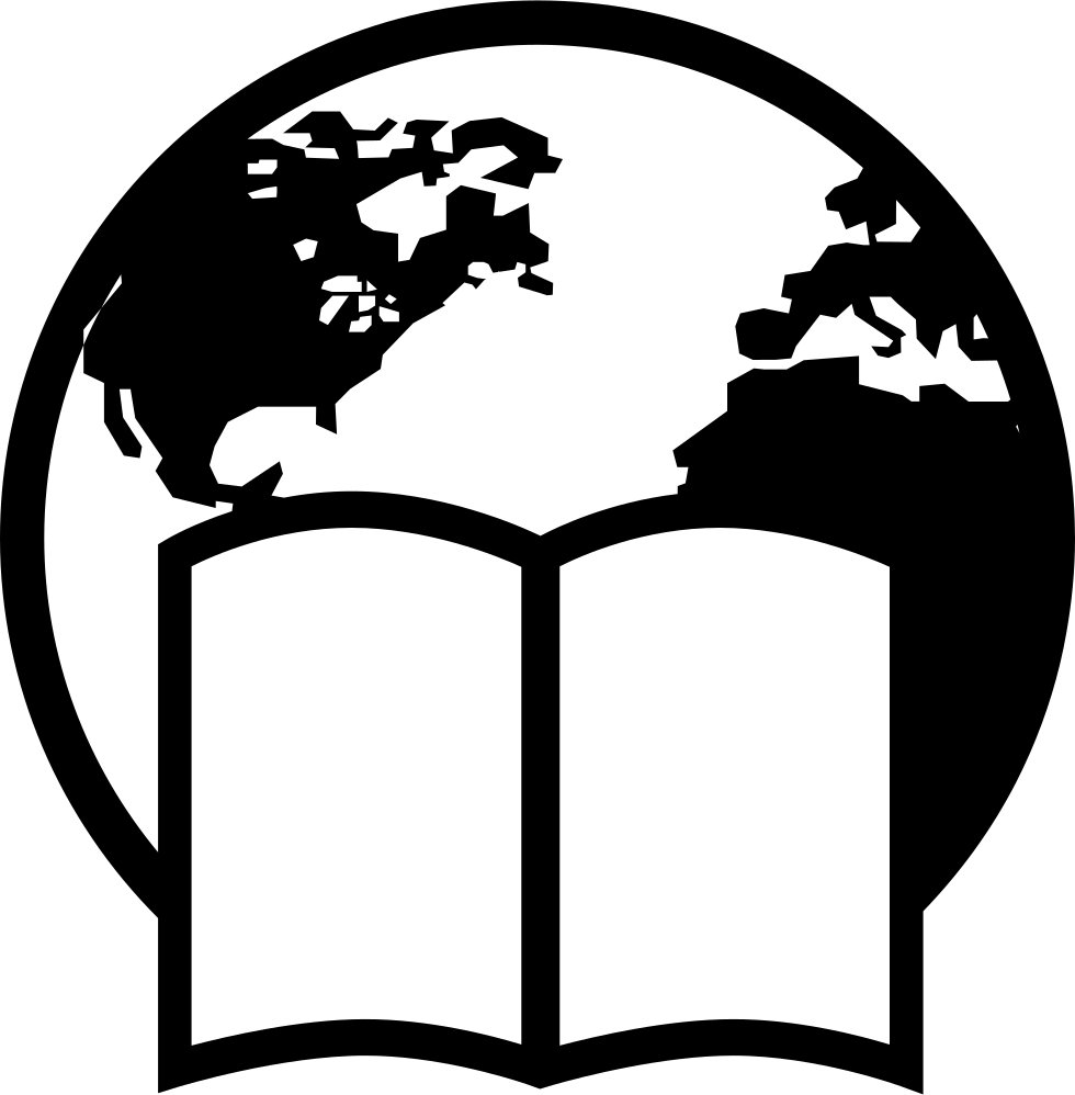 Earth With A Book