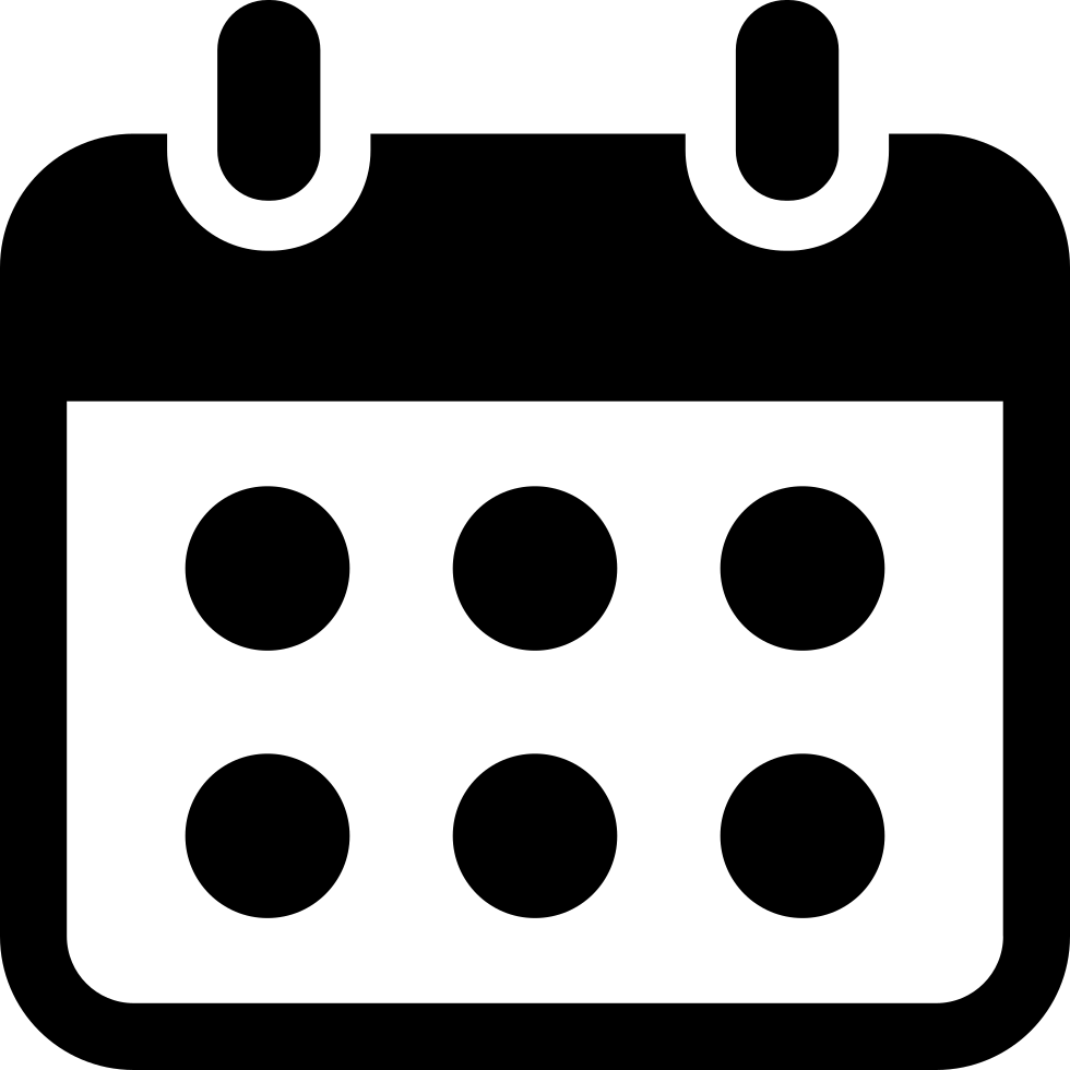 Weekly Calendar Tool For Business Office