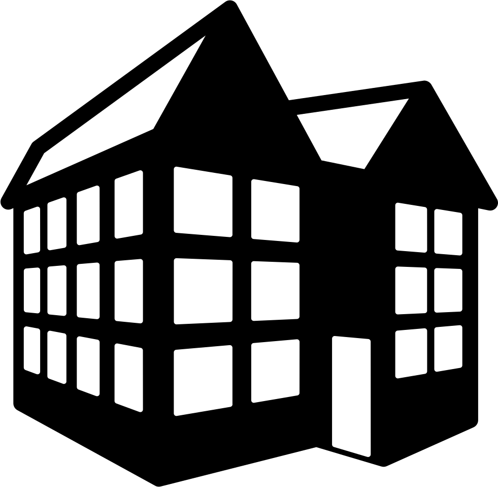 3D Building Svg Png Icon Free Download (#66989 ...