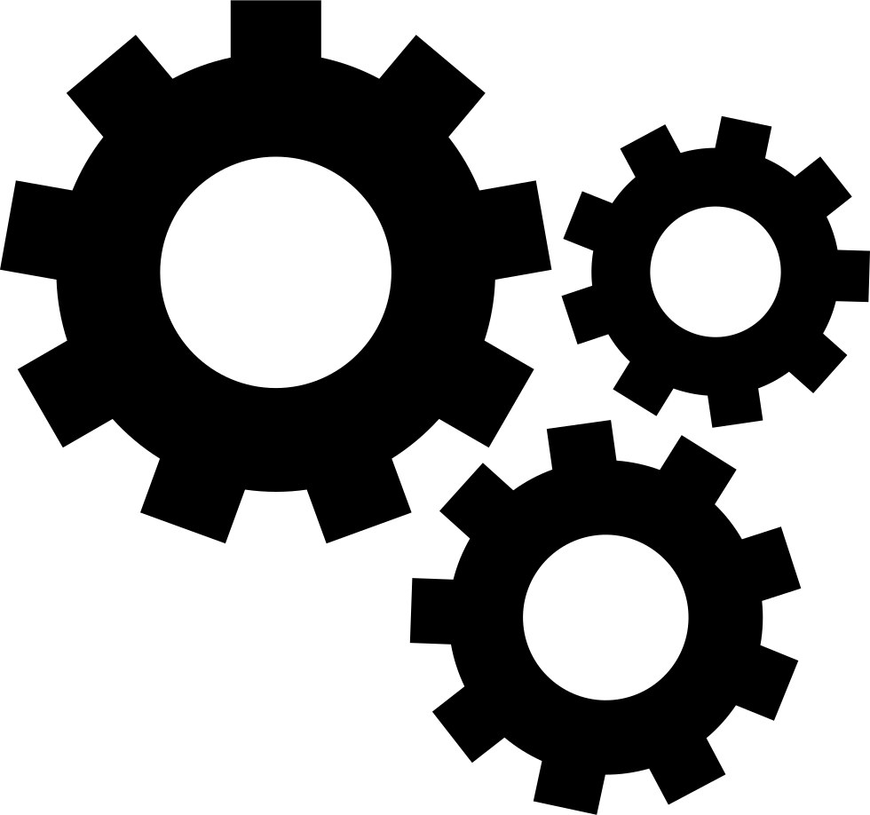 mechanical gears svg png icon free download 67879