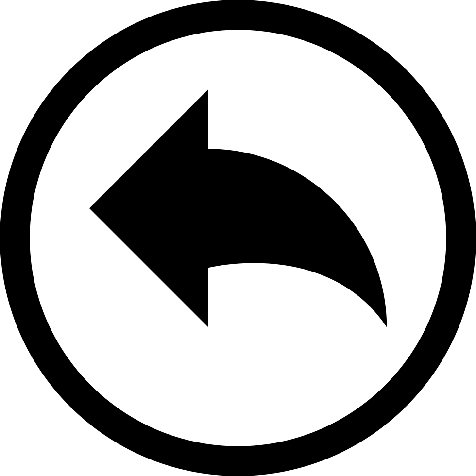 Undo Arrow In A Circle