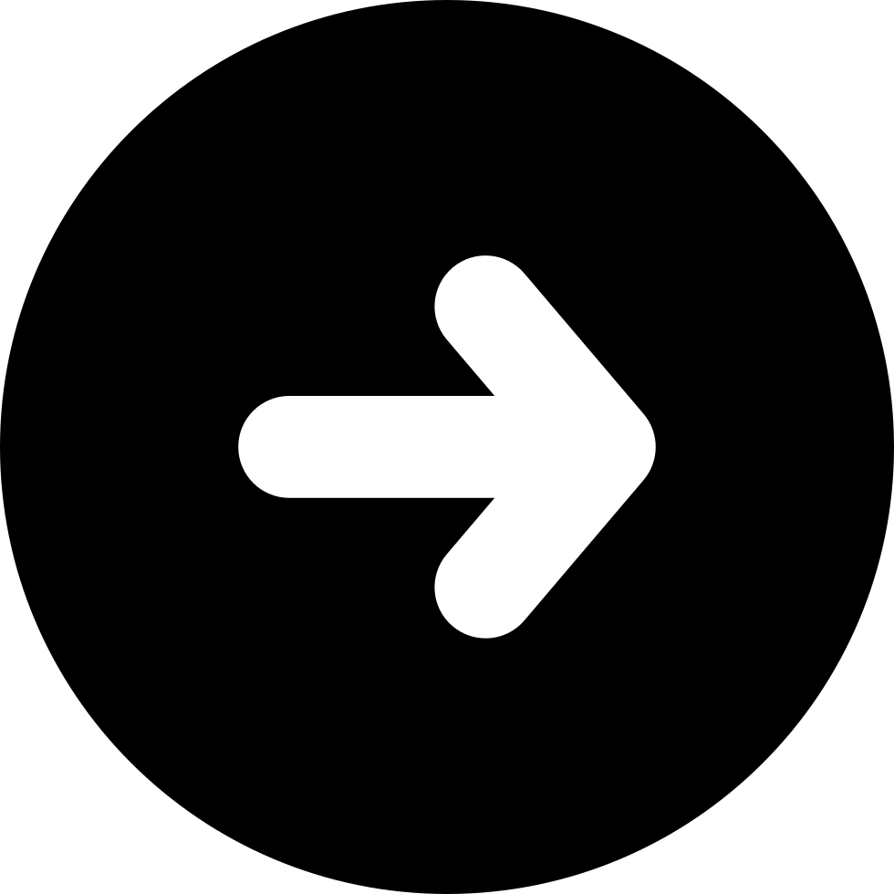 Right Arrow In A Circle