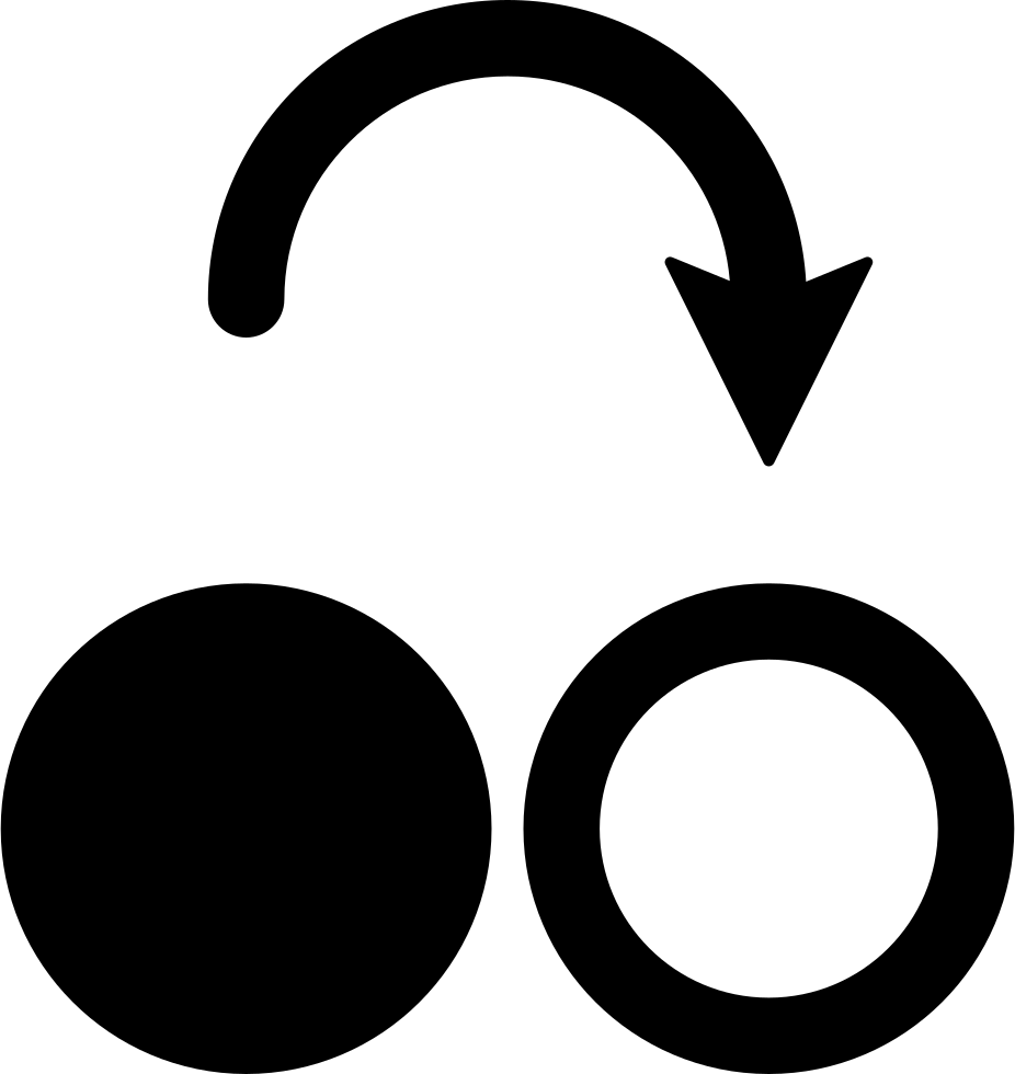 Circles Arrow
