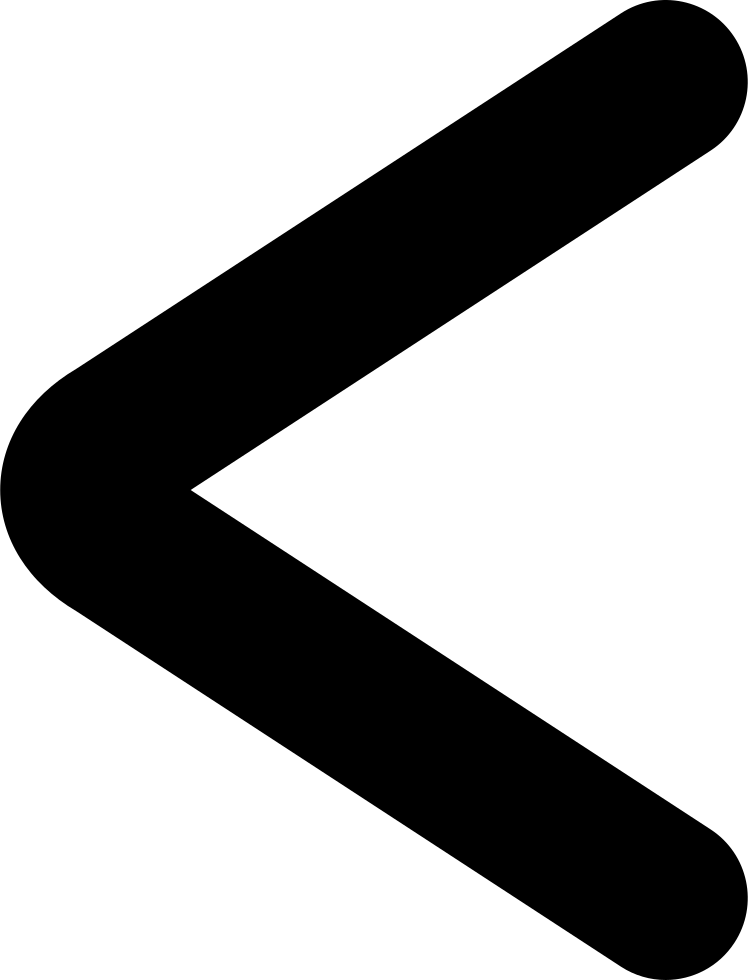 Left Arrow Angle