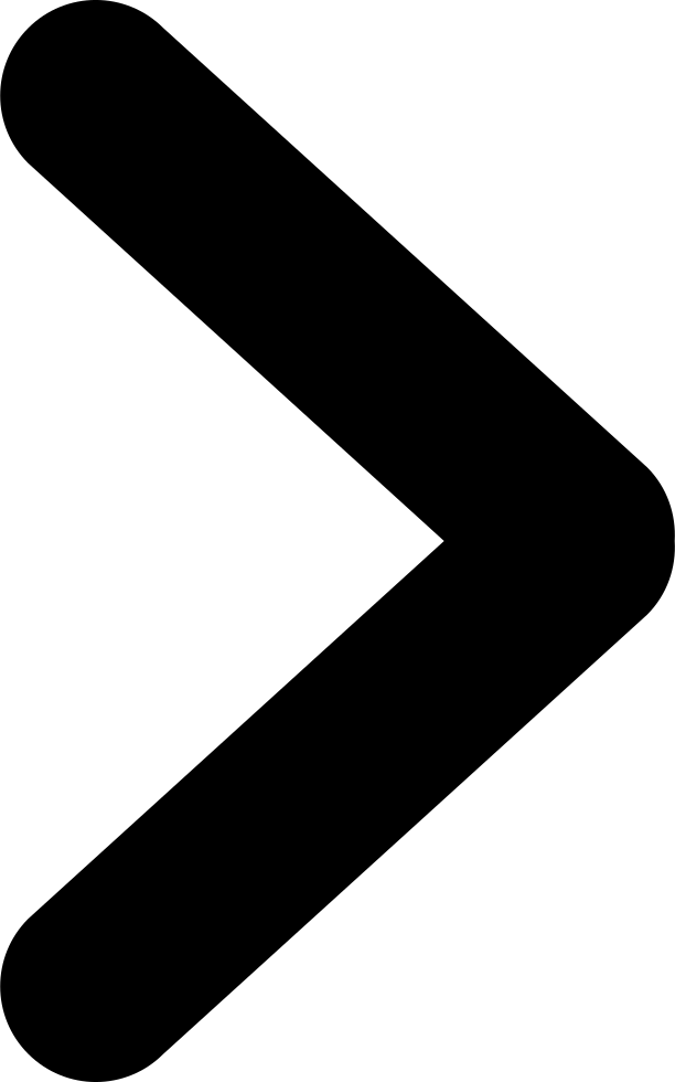 Arrow Angle Pointing To Right