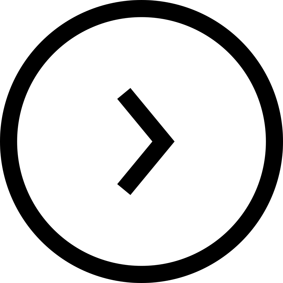 Right Arrow Circular Button