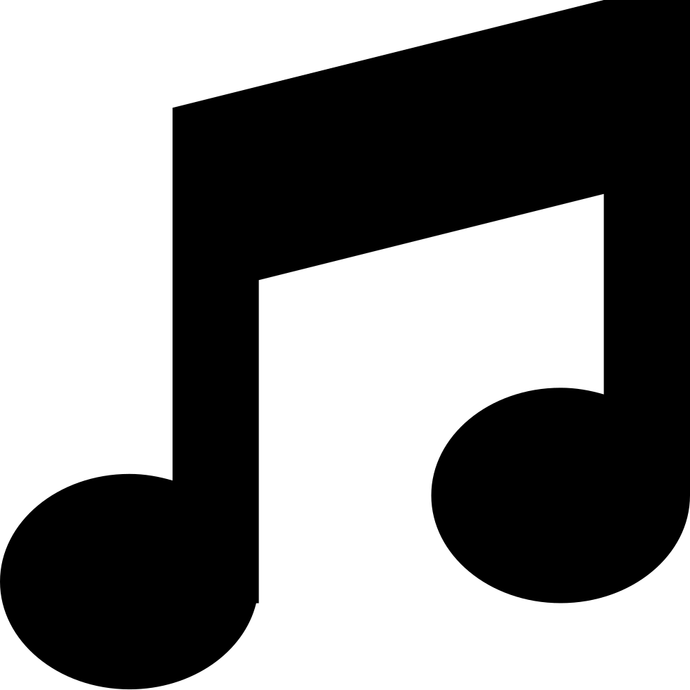 Music Song Svg Png Icon Free Download (#734 ...