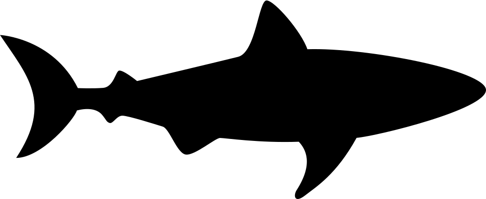 Shark Facing Right