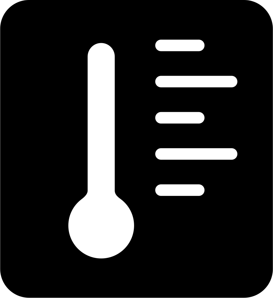 Ambiental Mercury Thermometer