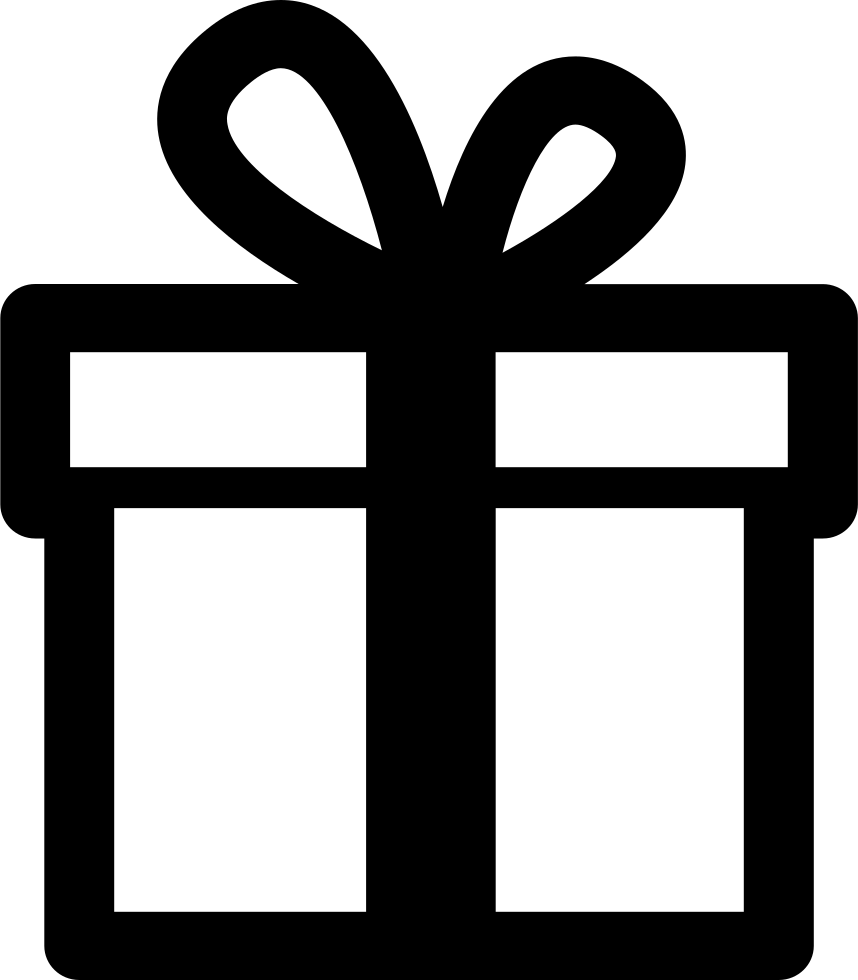 Gift Box Svg Png Icon Free Download (#92274 ...