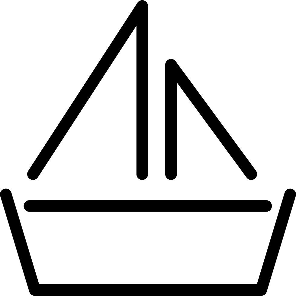 Sailing Boat Shape