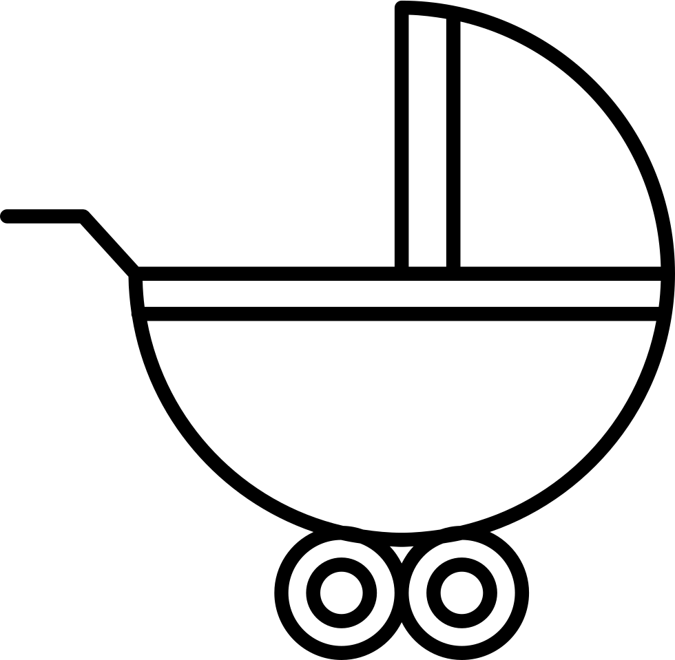 Baby Carriage With Wheels