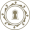 Circular Keyhole Shape