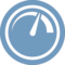 Circular Speedometer