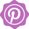 Pinterest Social Badge