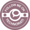Follow Me On Technorati Retro Badge