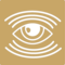 Eye Surveillance Symbol With Many Lines Inside A Square