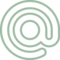 Arroba Circles Outlines