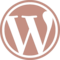 Wordpress Logo Button