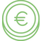Euro Coin Forex Business Trade Currency