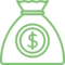 Budget Bag Money Coin