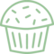 Muffin Cake Sugar Confectionery Treat
