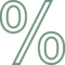 Percentage Rate Interest Investment Calculation