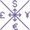 Currency Exchange Global Money Sign