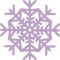 Christmas Snowflake Winter Snow
