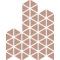 Polygonal Buildings Of Small Triangles