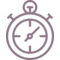 Chronometer Outlined Tool Symbol Of Sports